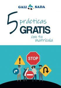 Autoescuela Gali-Sada - 5 prácticas gratis